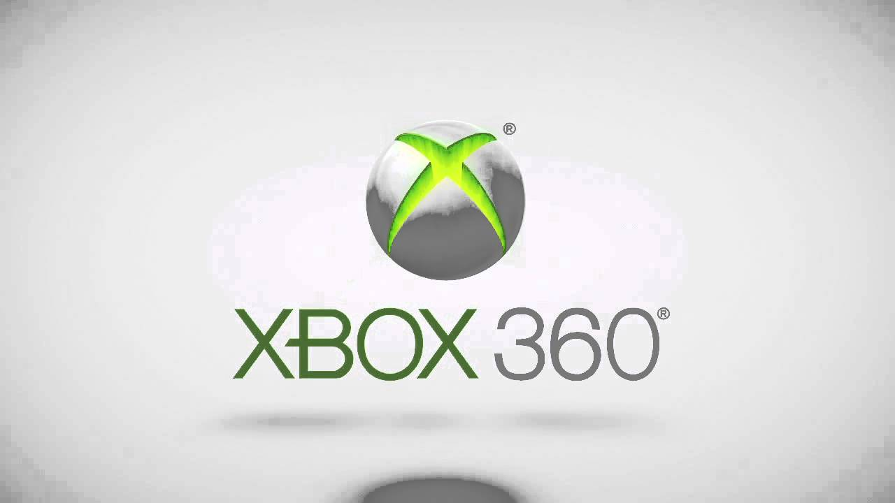New XBOX 360 boot scre...
