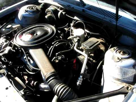 1984 buick skylark cold start youtube rh youtube com