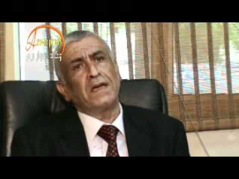 خاص اسوار برس لقاء مع محسن الخزندار   عن كتاب فلسطين في عيون الامام الشيخ هاشم الخزندار