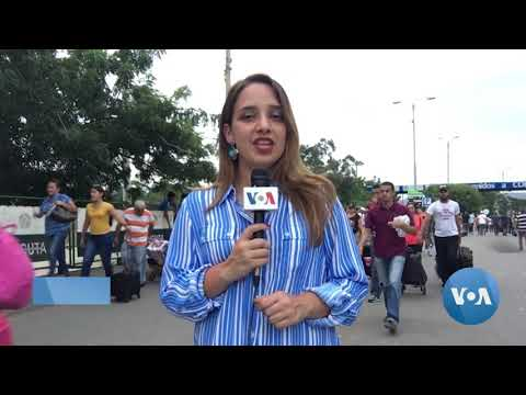 US Humanitarian Aid Delivered To Colombia For Venezuelans In Need