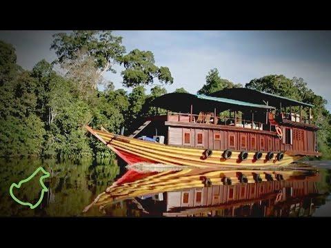 Wow Borneo Jungle River Cruise