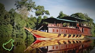 Wow Borneo Jungle River Cruise