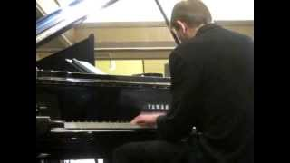 """Perfect/Sporting House Rag"" Morten Gunnar Larsen Performing"