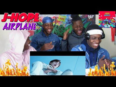 J-hope 'Airplane' MV - REACTION