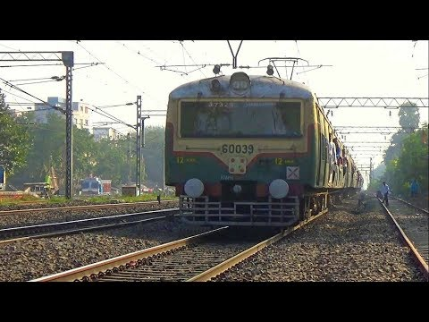 37329-Howrah(HWH)-Tarakeswar(TAK) Local Train Of Easten Railways / IR