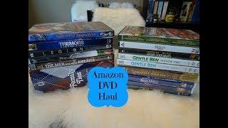Amazon DVD Haul
