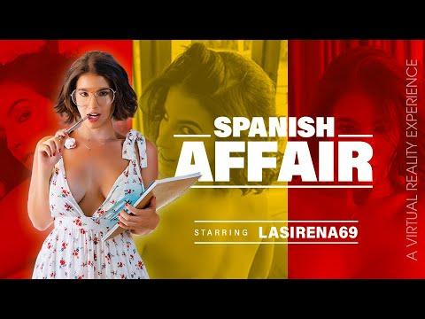 VR Bangers - Spanish Affair with Lasirena69 (SFW VR Trailer)