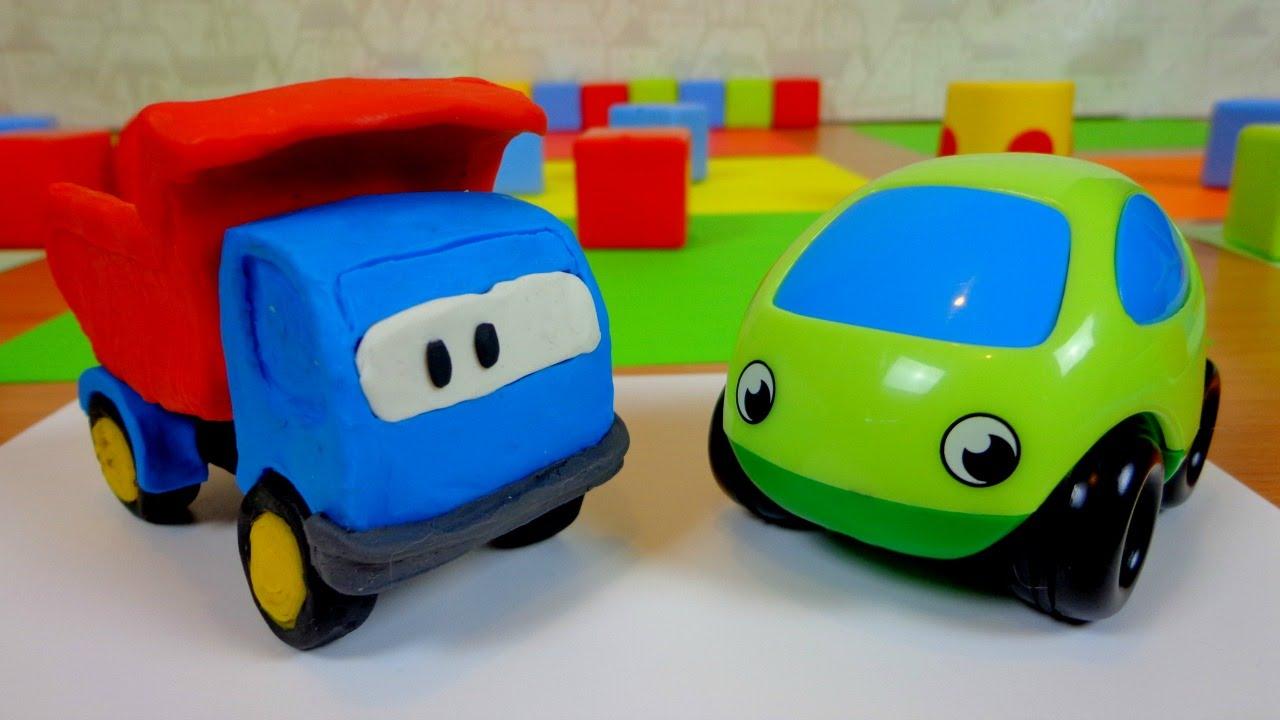 Игрушки олли грузовичок