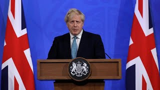 video: Boris Johnson: Indian variantposes real risk of disruption to our plans