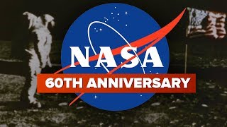 NASA's 60th anniversary: How a tiny agency grew up and put a man on the moon