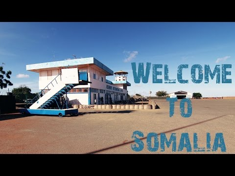 Welcome To Somalia - Aerial View & Kismayo Int'l Airport