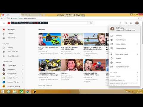 Youtube kullanıcı adı nasıl değiştirilir?.. 2018