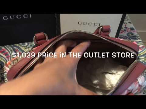 GUCCI Outlet Store | Additional 50% OFF | Pinay Sa Amerika