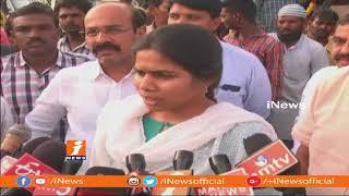 Video New Sweeping Machines and JCBs Allot To Kurnool Under Swachh Andhra | Akhila Priya | iNews download MP3, 3GP, MP4, WEBM, AVI, FLV September 2018