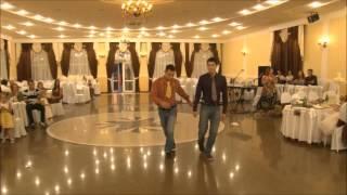 Видео со свадьбы. Поздравление