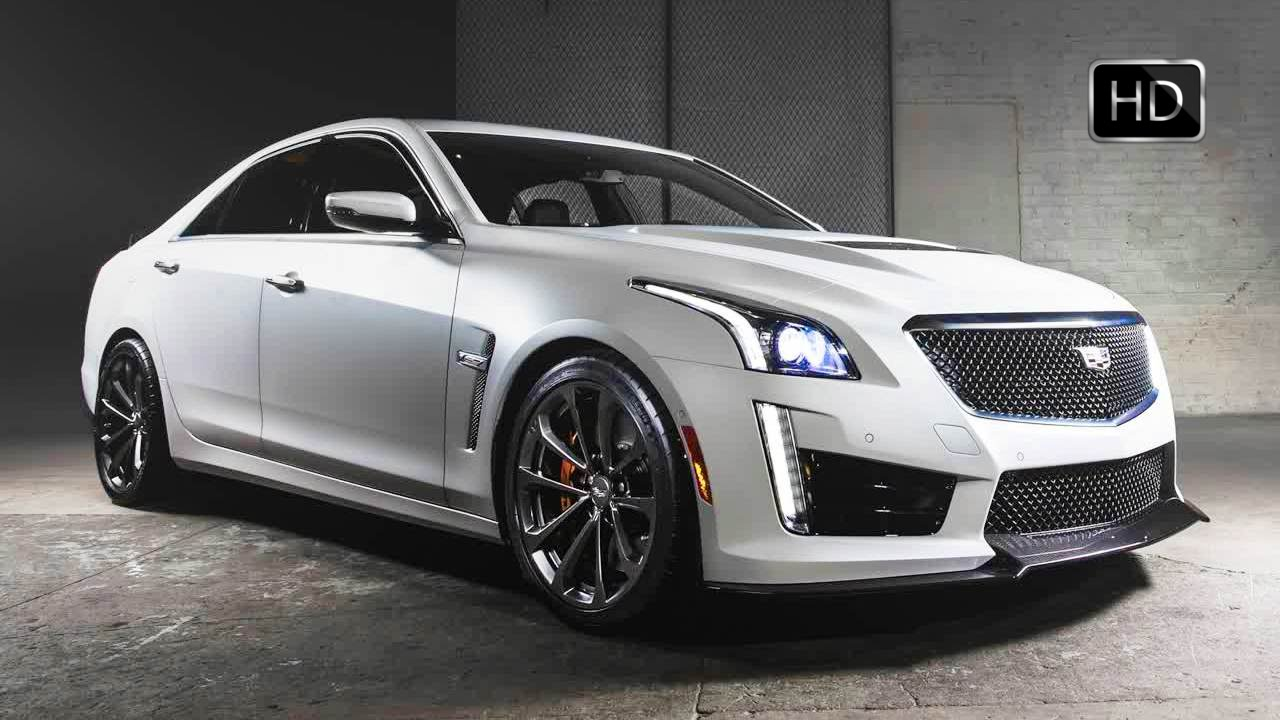 Video 2016 Cadillac Cts V Sedan Design Exterior Interior Overview Hd You