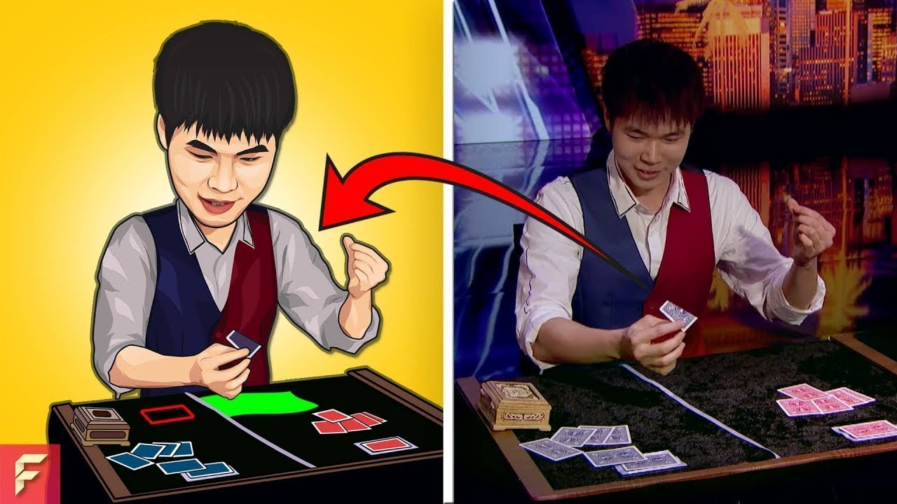 Download MOST FAMOUS America's Got Talent Magic Tricks Finally Revealed - Eric Chien - AGT