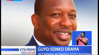 Ousted Nairobi Majority leader claims Governor Sonko is a top cartel plundering public resource