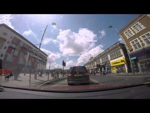 Willesden Green To Wembley [27/06/2015] GoPro4 [4K HD]