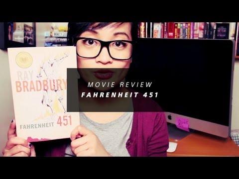Movie Review - Fahrenheit 451
