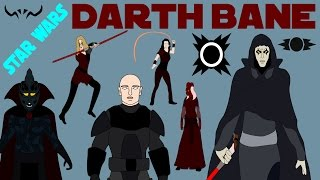 Star Wars Legends: Darth Bane (Complete - Old EU)