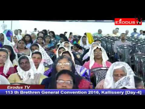 ETV Live : Brethren General Convention 2016 [Day-4]