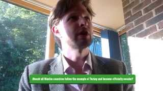 Dr. Jonathan AC Brown - Islamic Q&A on Hadith, Sufism, Arab Spring, Extremism, Evolution