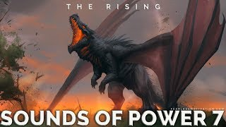 Gambar cover The Rising - Epic Motivational Instrumental Background Music - Sounds Of Power 7