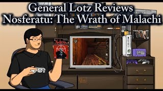 General Lotz Reviews Nosferatu:  The Wrath of Malachi