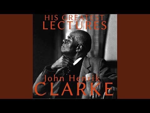 John Henrik Clarke: Jesus Explained