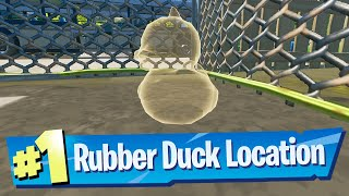Fortnite Rubner Duck Locations Where To Place Rubber Ducks In Fortnite All Locations Firstsportz
