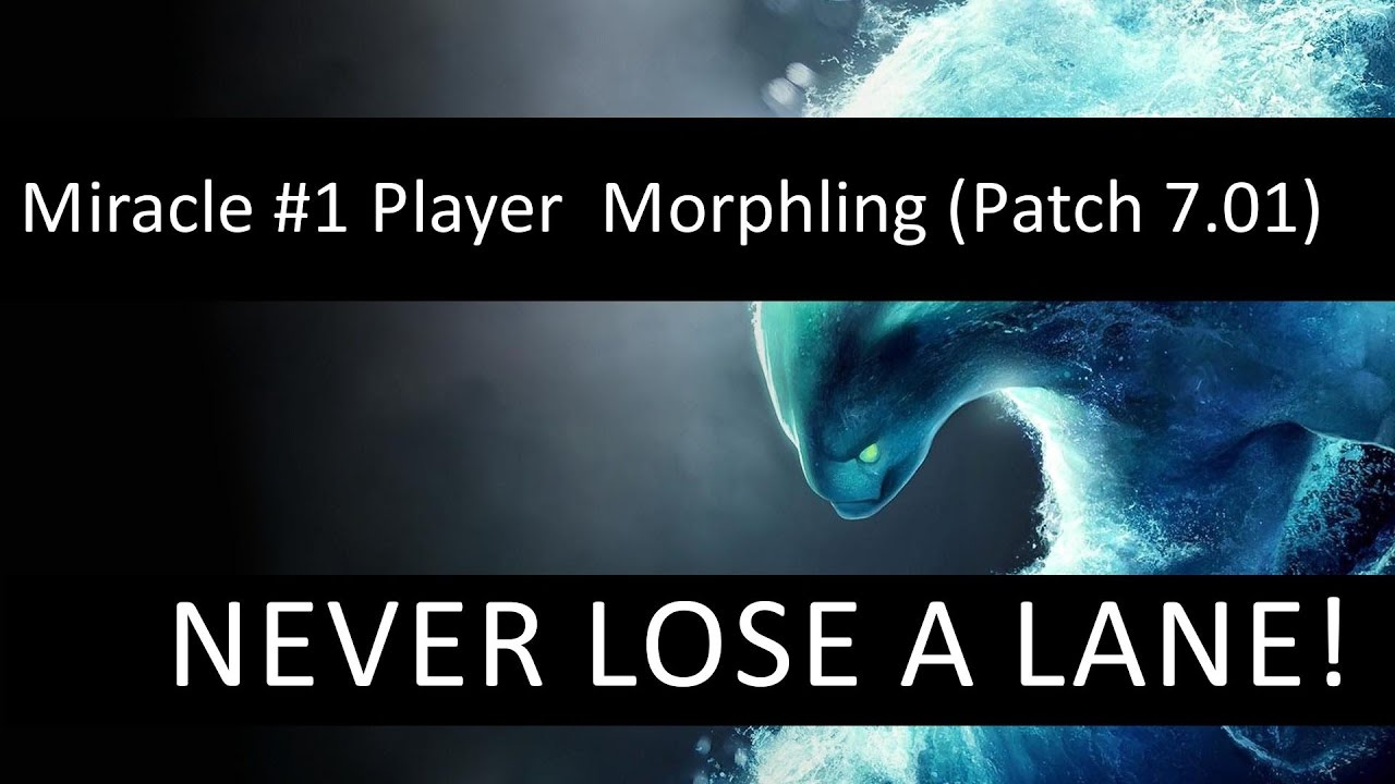 how to play morphling 7.00