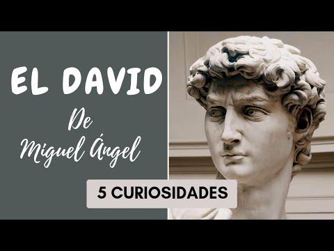 El David de Miguel Ángel, 5 curiosidades
