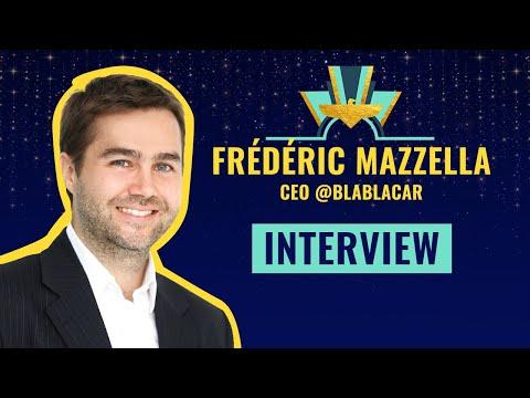 Interview with Frédéric Mazzella CEO @Blablacar
