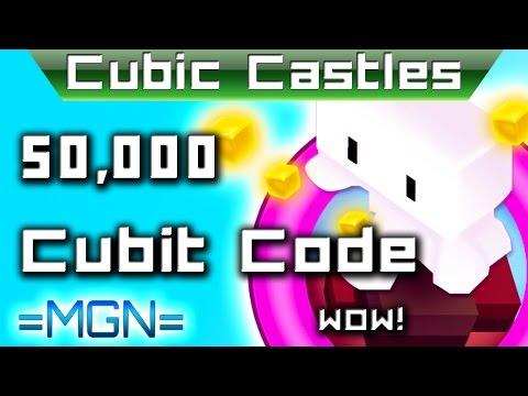 Cubic Castles - 50,000 Cubit Code Coupon for Free Cubits!! (Not a Hack)!