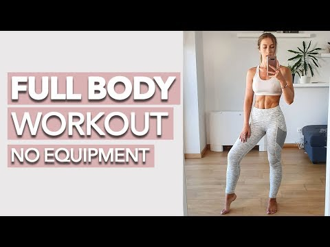 10 Minute Full Body Home Workout