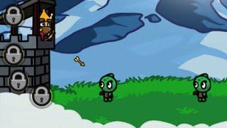 Защита замка (Castle Defense Online) // Геймплей