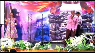 SAMMEE CRENTSIL @ A CALL TO WORSHIP 2012 WITH DANIEL TWUM PART 1
