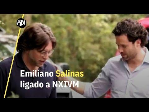 Emiliano Salinas fue ligado a NXIVM en cortes de EE.UU.