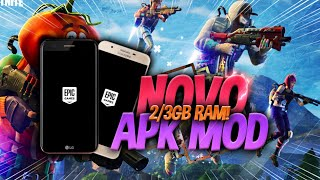 2GB RAM!! FORTNITE ANDROID APK MOD FOR MORE INCOMPATIBLE DEVICES-DOWNLOAD APK MOD FORTNITE!