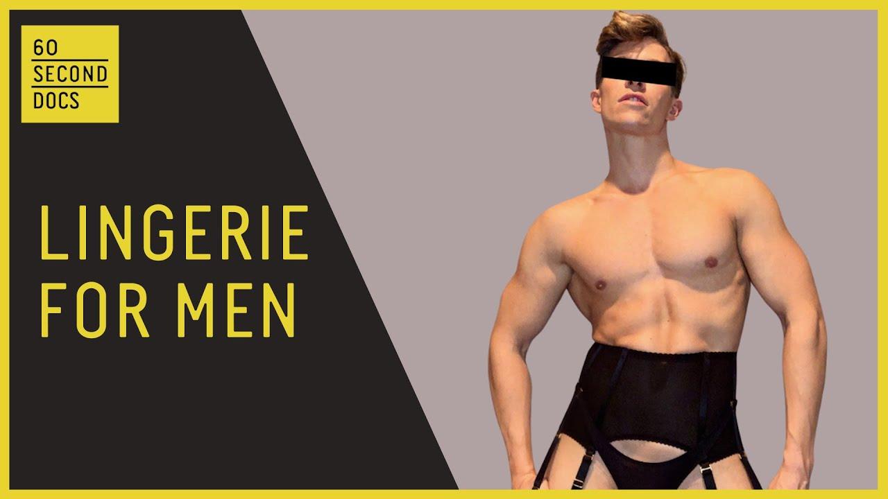 The Lingerie Revolution For Men