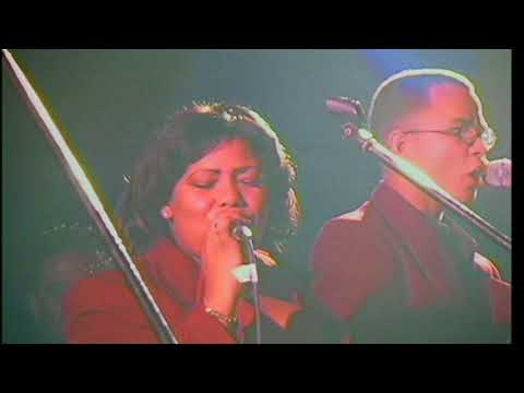 Monchy Y Alexandra - Te Quiero Igual Que Ayer - Bachatazo 2002 [LIVE]