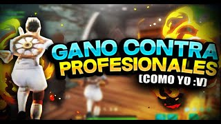 GAGNANT A SCRIM OF PEOPLE CASI AS PROFESSIONAL AS I DO FORTNITE BATTLE ROYALE