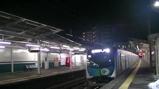 西武鉄道40101F Sトレイン飯能行 西所沢通過