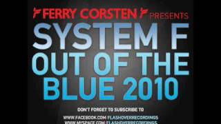 system f out of the blue 2010 showtek remix hq