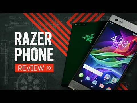 Razer Phone Review: The Obsidian Obelisk