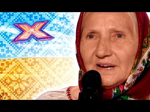 TOP-10 Best Folk Songs On X-Factor Ukraine