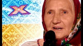 TOP-10 Best Folk Songs On X-Factor Ukraine Video