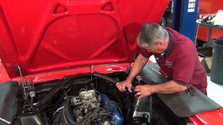 How To Install A Mustang Export Brace