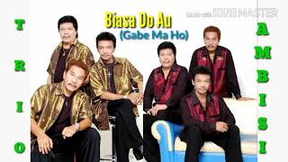 Video Biasa Do Au (Gabe Ma Ho) - Trio Ambisi [Lagu Batak Nostalgia] download MP3, 3GP, MP4, WEBM, AVI, FLV Agustus 2018